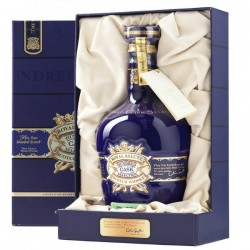 ROYAL SALUTE HUNDRED CASK SELECTION - CHIVAS REGAL